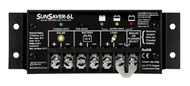 CONTROLLER SunSaver-6L-12V