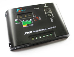 Solar Charger Controller with Half power EPRC10-EC