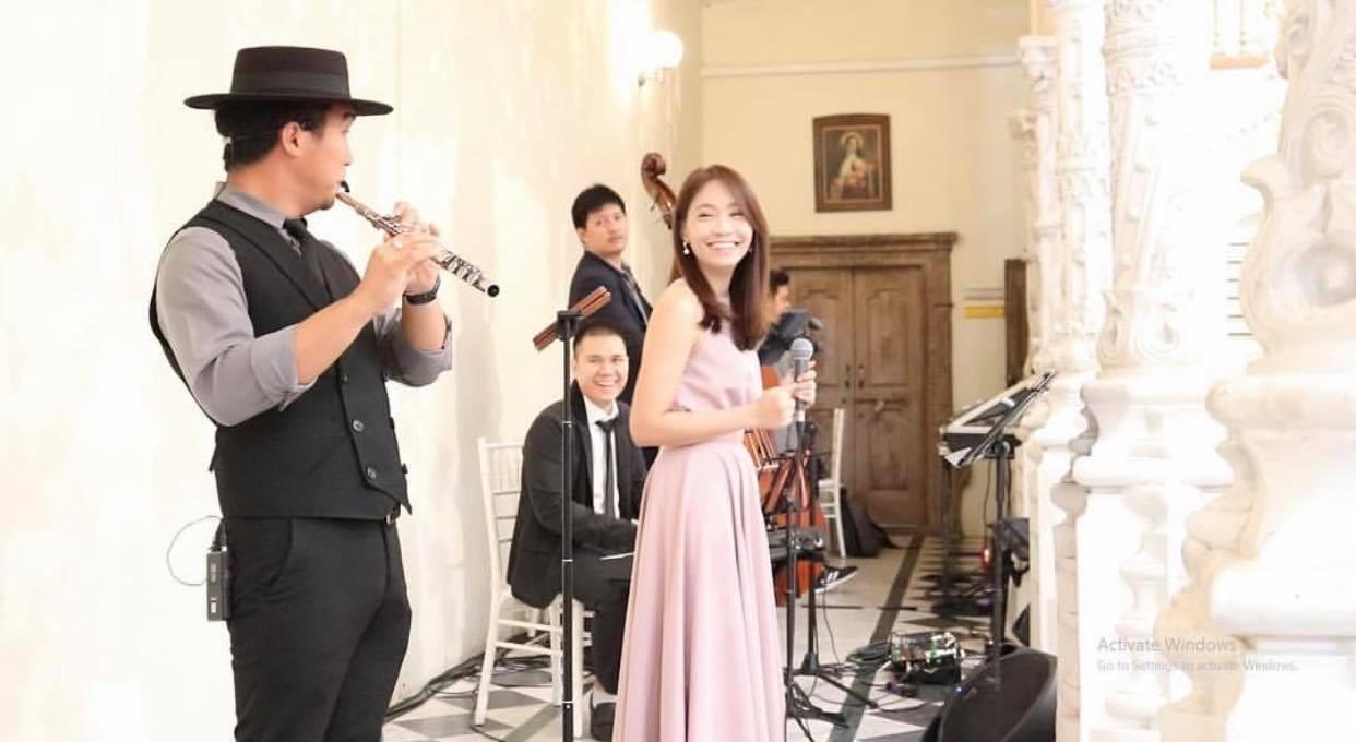 วงดนตรีงานแต่ง The DAY - LUXURY