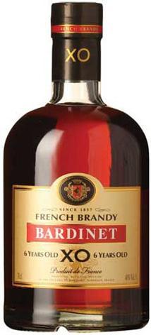 Bardinet 6yr XO French Brandy 70cl.