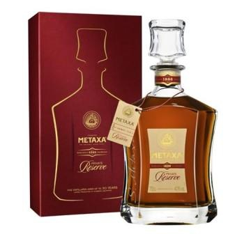 Metaxa Private Reserve Brandy 70cl.