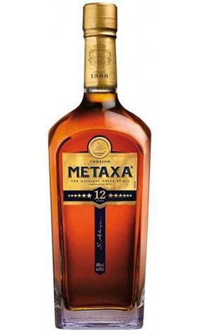 ลัง 12 ขวด Metaxa 12 Stars 70cl.