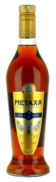 Metaxa Amphora 7 Star Brandy 1Liter