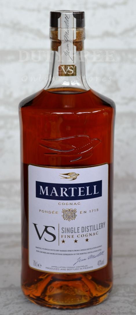 ลัง 12 ขวด Martell VS Cognac 700ml.