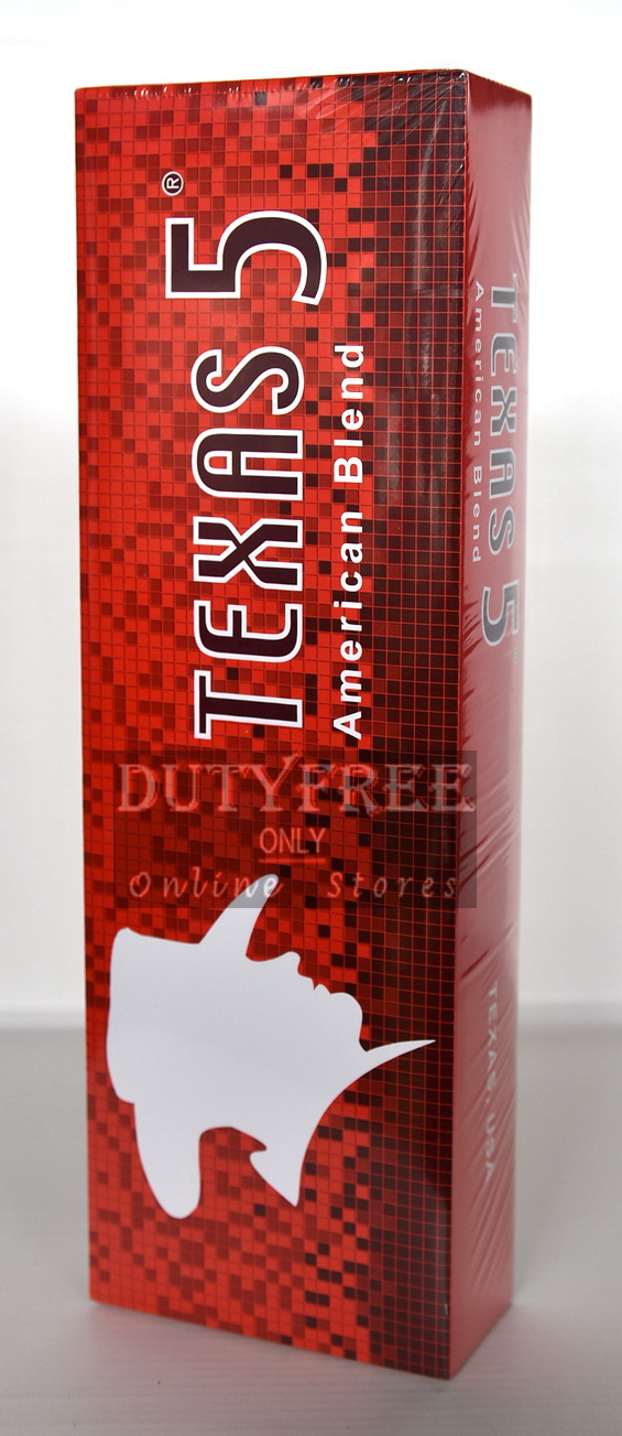 Texas 5 Red