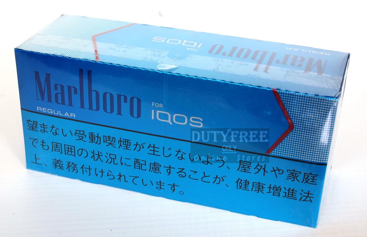 Marlboro for IQOS Regular (1คอตตอน)