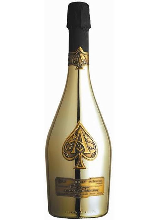 ลัง 6 ขวด Armand de Brignac Brut Gold Ace of Spades 75cl