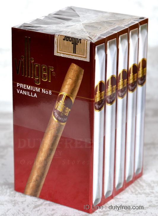 Villiger Premium No. 8 Aromatic Cigars