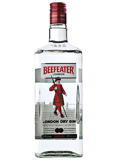 Beefeater London Dry Gin 1Liter