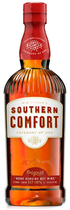 ลัง 12 ขวด Comfort Category Of One 75cl