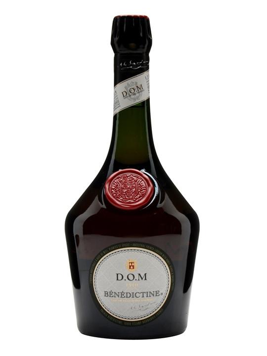 ลัง 12 ขวด Benedictine D.O.M. Liqueur 1L.