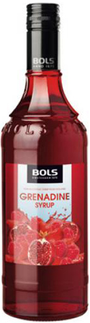Bols Grenadine Syrup 700ml.