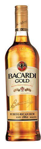 ลัง 12 ขวด Bacardi Gold Rum 70cl.