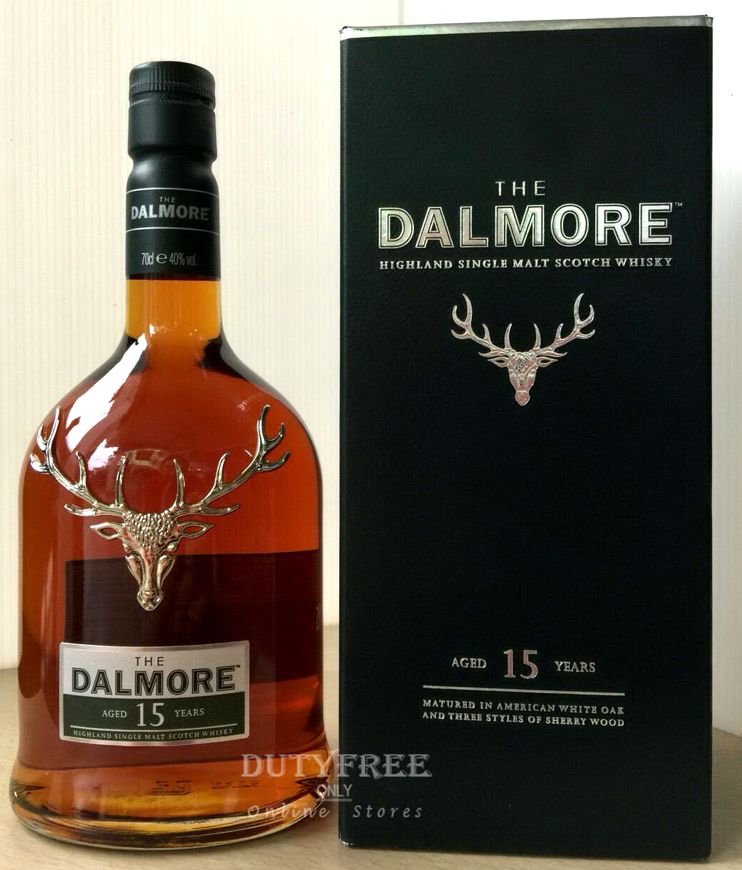 The Dalmore 15 Years 70cl.