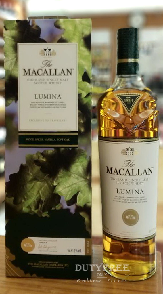 The Macallan Lumina 700ml.