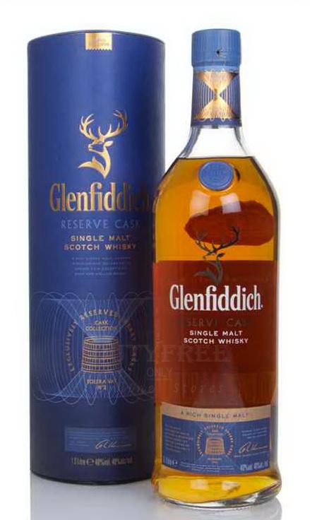 Glenfiddich Reserve Cask 1Liter