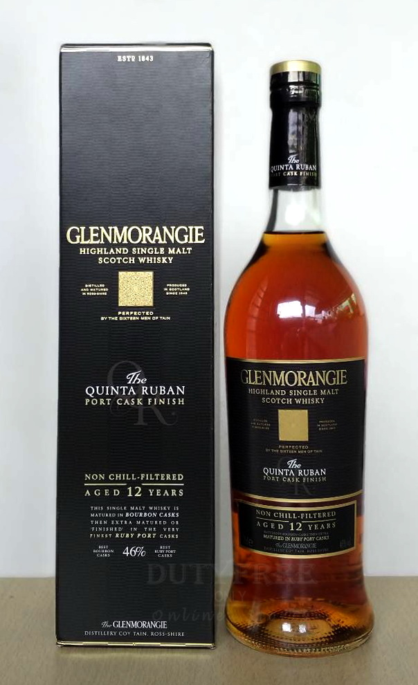Glenmorangie The Quinta Ruban 12 Year Old 70cl