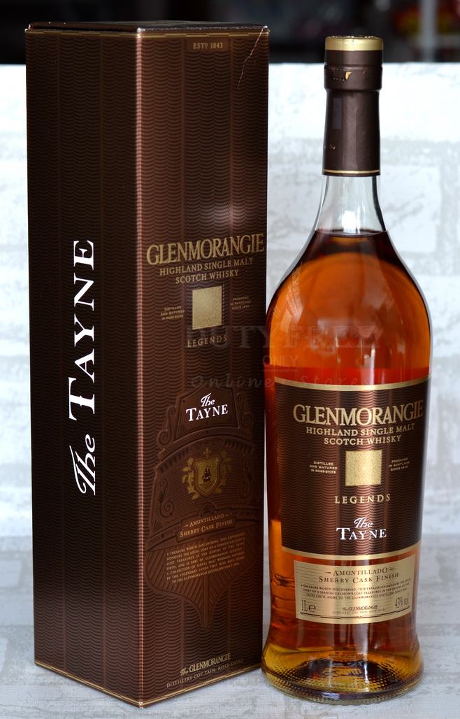 ลัง 12 ขวด Glenmorangie Legends The Tayne 1Liter
