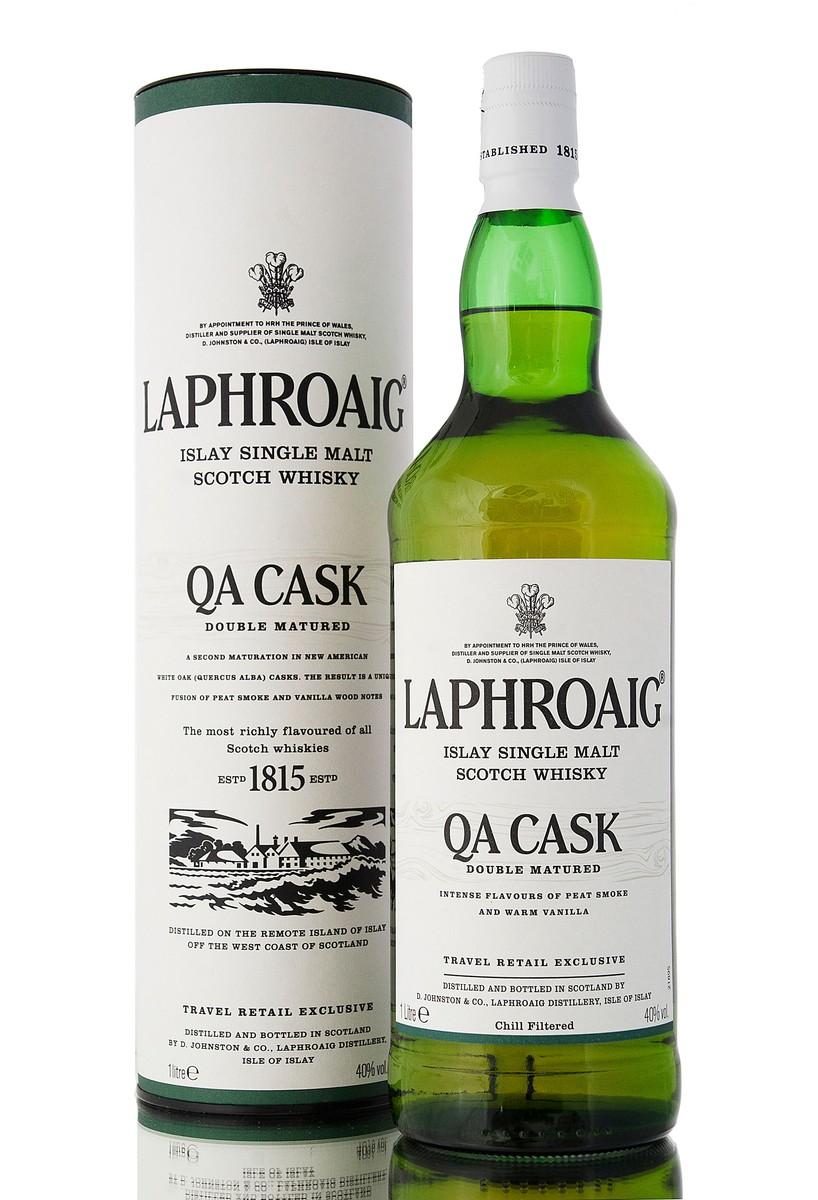 ลัง 12 ขวด Laphroaig QA Cask 1Liter