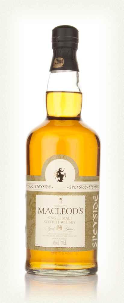 ลัง 12 ขวด Macleod's 8 Year Old Speyside 70cl.