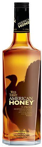 Wild Turkey American Honey 1Liter