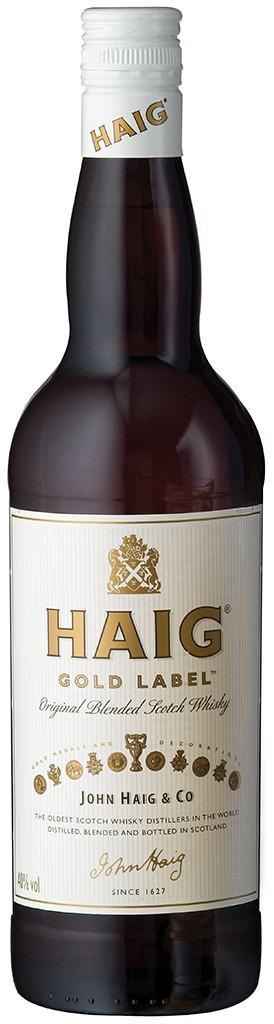 ลัง 12 ขวด Haig Gold Label 1Liter