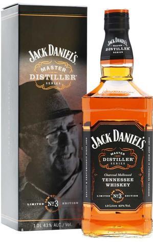 ลัง 12 ขวด Jack Daniel's Master Distiller Series No.3 1 Liter