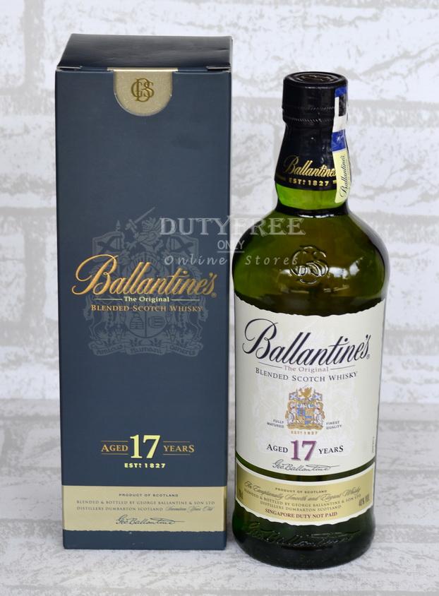 Ballantine's 17 Year Old 75cl.