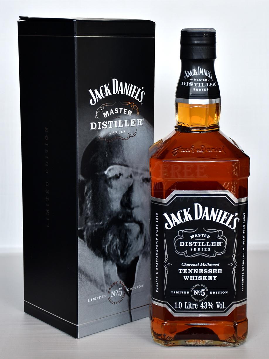 ลัง 12 ขวด Jack Daniel's No.5 1Liter