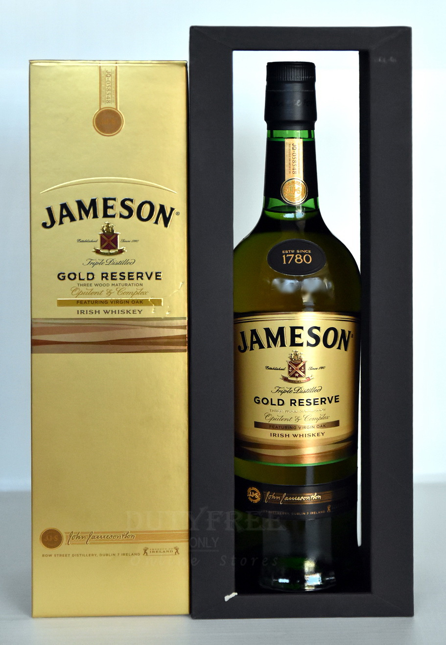 Jameson Gold Reserve 70cl.