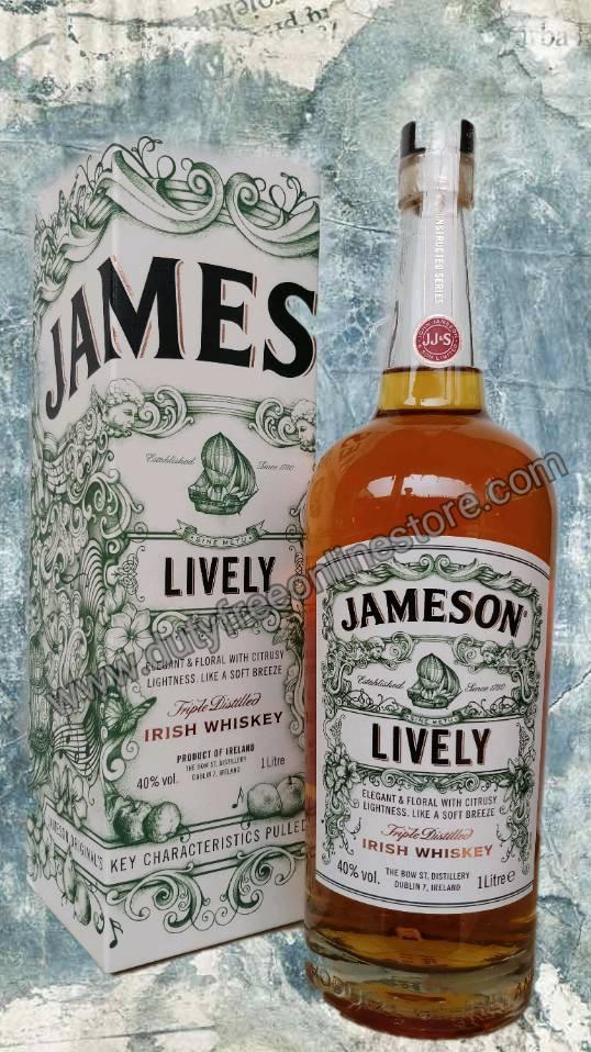 Jameson Lively 1Liter
