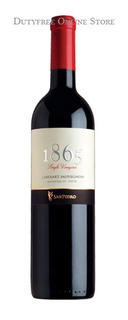 ลัง 12 ขวด 1865 Single Vineyard Cabernet Sauvignon 2013