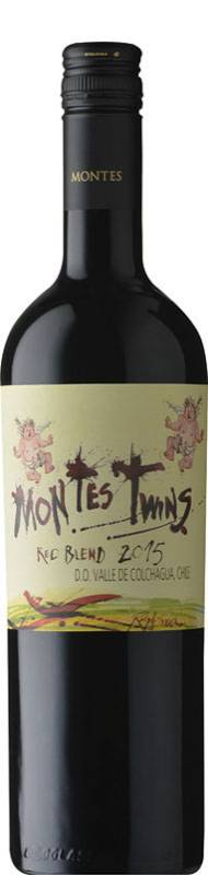Montes Twins Red Blend 2015