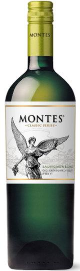 Montes Classic Series Sauvignon Blanc 2013