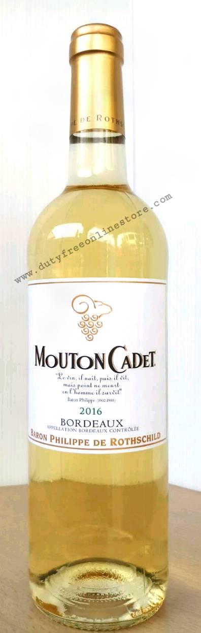 Mouton Cadet Bordeaux 2017