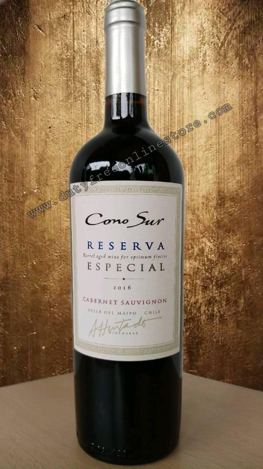 Cono Sur Reserva Especial Cabernet Sauvignon 2016