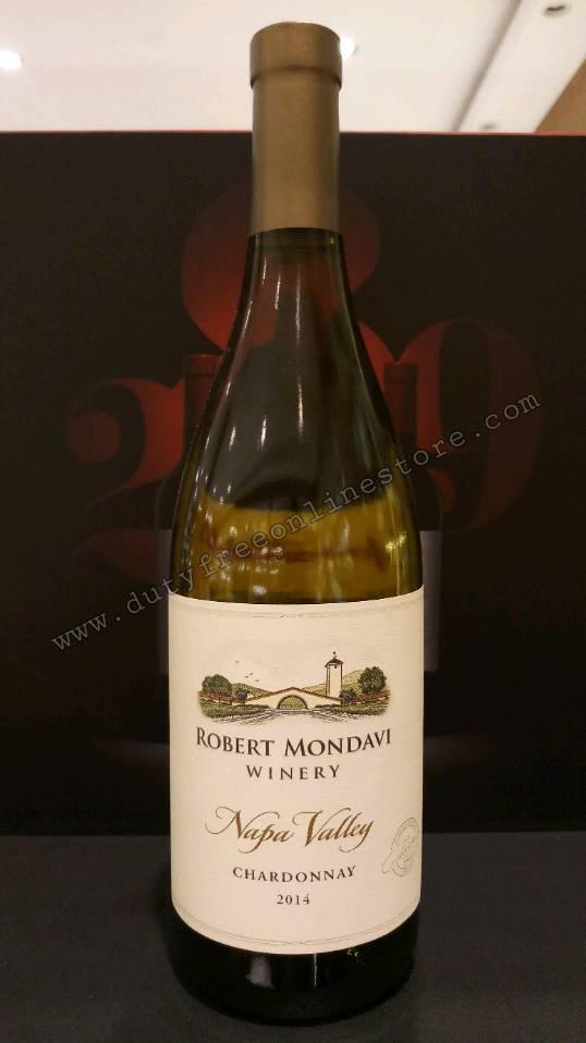 ลัง 12 ขวด Robert Mondavi Napa Valley Chardonnay 2017