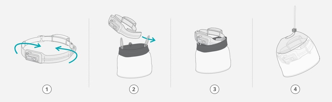BioLite - Light Diffusing Stuffsack