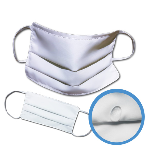 Cloth face mask (water repellent)