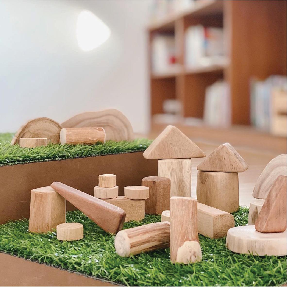 Handmade Blocks