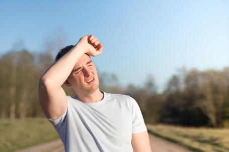 บาดเจ็บจากความร้อน อาจเป็นอันตรายต่อร่างกายเราได้