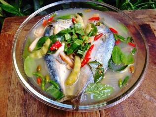 อาหารเสริมภูมิคุ้มกัน ต้มยำปลาทู