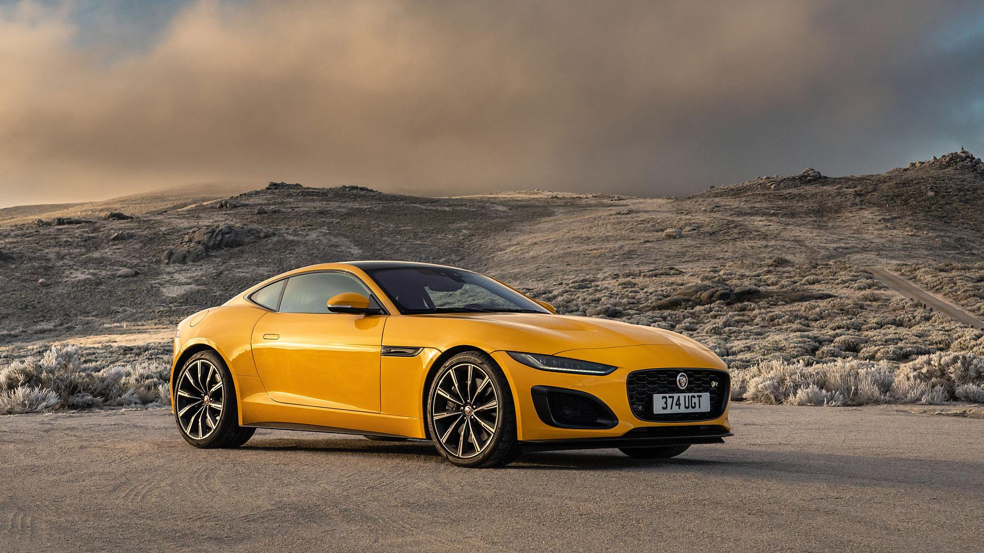 Jaguar F-type ปี 2020 ลุคใหม่ สปอร์ทไปอีกขั้น