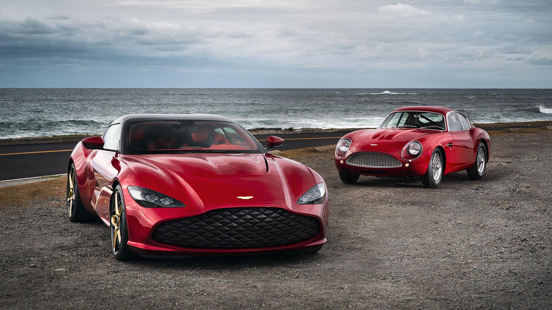 DBS GT Zagato จ่ายทีเดียว 200 ล้าน ได้กลับไปแพ๊คคู่