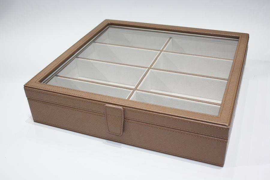 กล่องแว่นตา 8 ช่อง