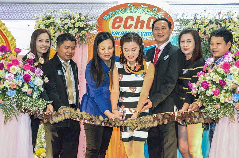 Grand Opening echo KARAOKE & GAME