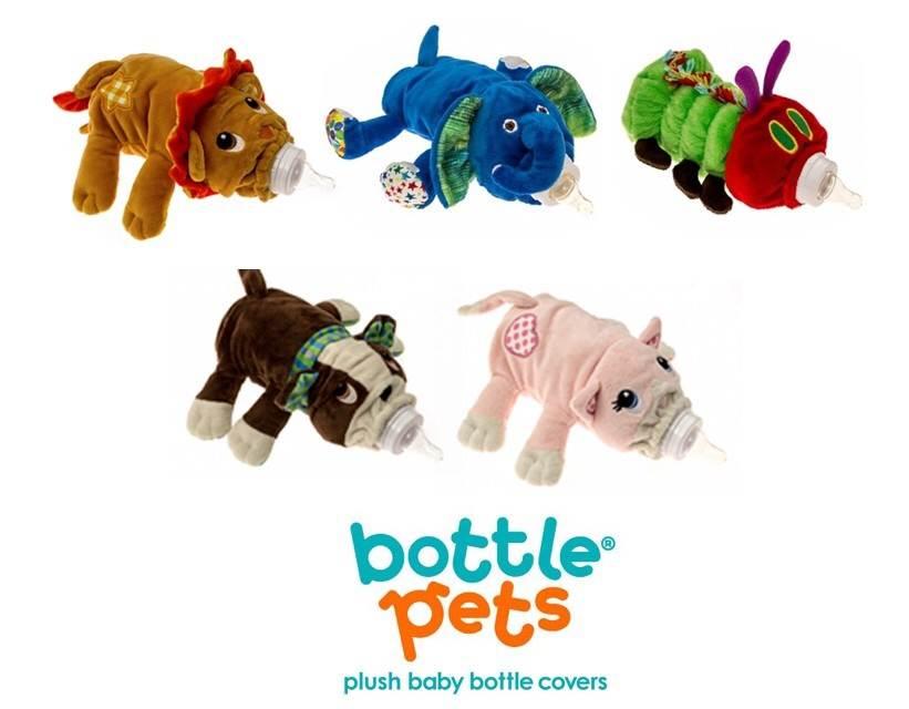 ที่จับขวดนม bottle pets