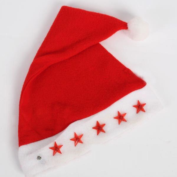 หมวกซานต้า