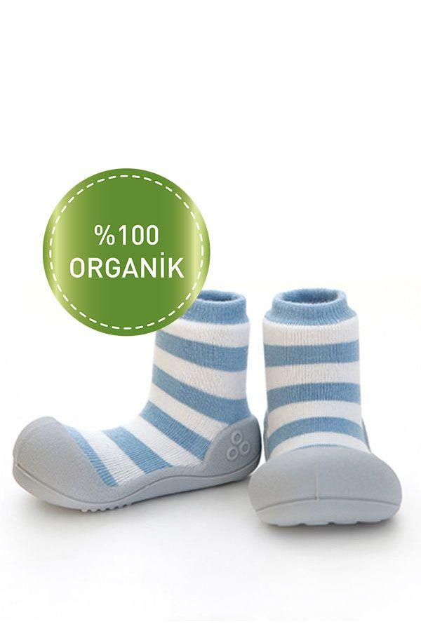 Attipas  รองเท้าหัดเดิน Natural Herb Blue 8852526277303