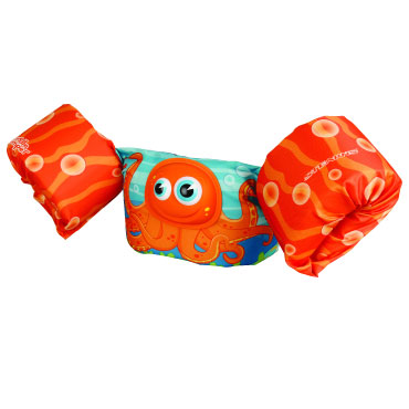 STEARNS Puddle Jumper 3D Deluxe (3D CHLD OCTOPUS)